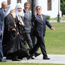 На форуме регионального отделения Всемирного Русского Народного Собора; Тобольск, 22 июня 2014 г.