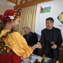 Празднование 15-летия Фонда «Наш выбор ‒ Малая Родина», с. Карасуль, 3 марта 2017 г.